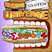 Cover to Maddox & Dick Masterson's The Biggest Solution in the Universe, Episode 14