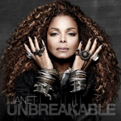 Janet Jackson - Unbreakable  artwork