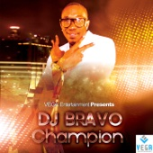 Dwayne Bravo - Champion artwork