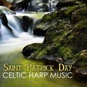 Saint Patrick Day Celtic Harp Music - Violin Instrumental Traditional Irish Songs