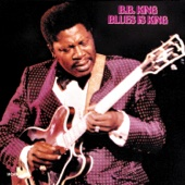 B.B. King - Blues Is King  artwork