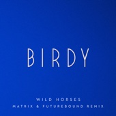 Wild Horses (Matrix & Futurebound Remix) - Single cover art