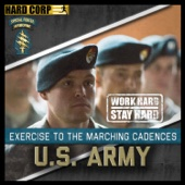 Exercise to the Marching Cadences U.S. Army Special Forces Airborne