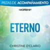 Eterno (Audio Performance Trax) - Christine D'Clario, Christine D'Clario
