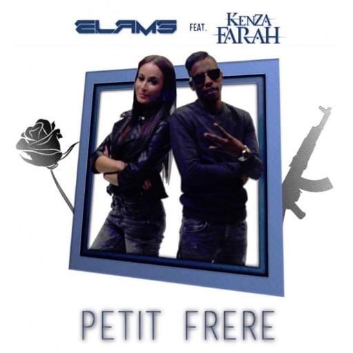 Petit Frère (feat. Kenza Farah) - Elams