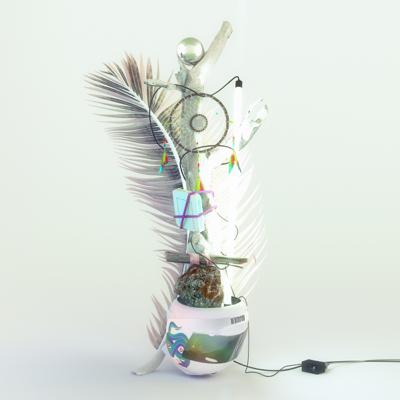 Baauer Aa - Album Cover