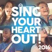 Various Artists - Sing Your Heart Out 2016 artwork