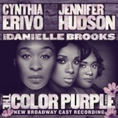 The Color Purple (2015 Broadway Cast Recording) - Various Artists Cover Art