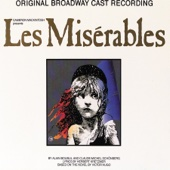 Les Misérables (Original Broadway Cast Recording) - Various Artists Cover Art