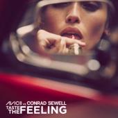 Taste the Feeling (Avicii vs. Conrad Sewell) - Single cover art