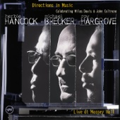 Directions In Music: Live At Massey Hall - Herbie Hancock, Michael Brecker & Roy Hargrove