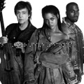 Rihanna & Kanye West & Paul Mccartney FourFiveSeconds