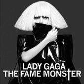 The Fame Monster (Deluxe Version) - Lady Gaga Cover Art