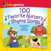 Baby Genius - 100 Favorite Nursery Rhyme Songs artwork