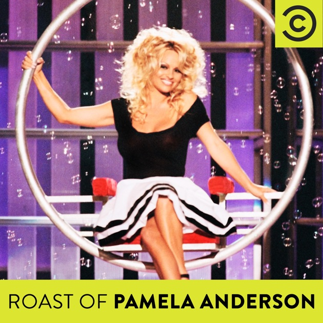 Comedy Central Roast of Pamela Anderson - where to watch