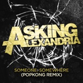 Someone, Somewhere (Popkong Remix) - Single cover art