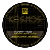 V/A Deep Structures, Pt. 1 - Single cover art