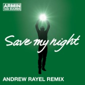 Save My Night (Andrew Rayel Remix) - Single cover art