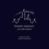 Disney Medley: for Violin and Piano
