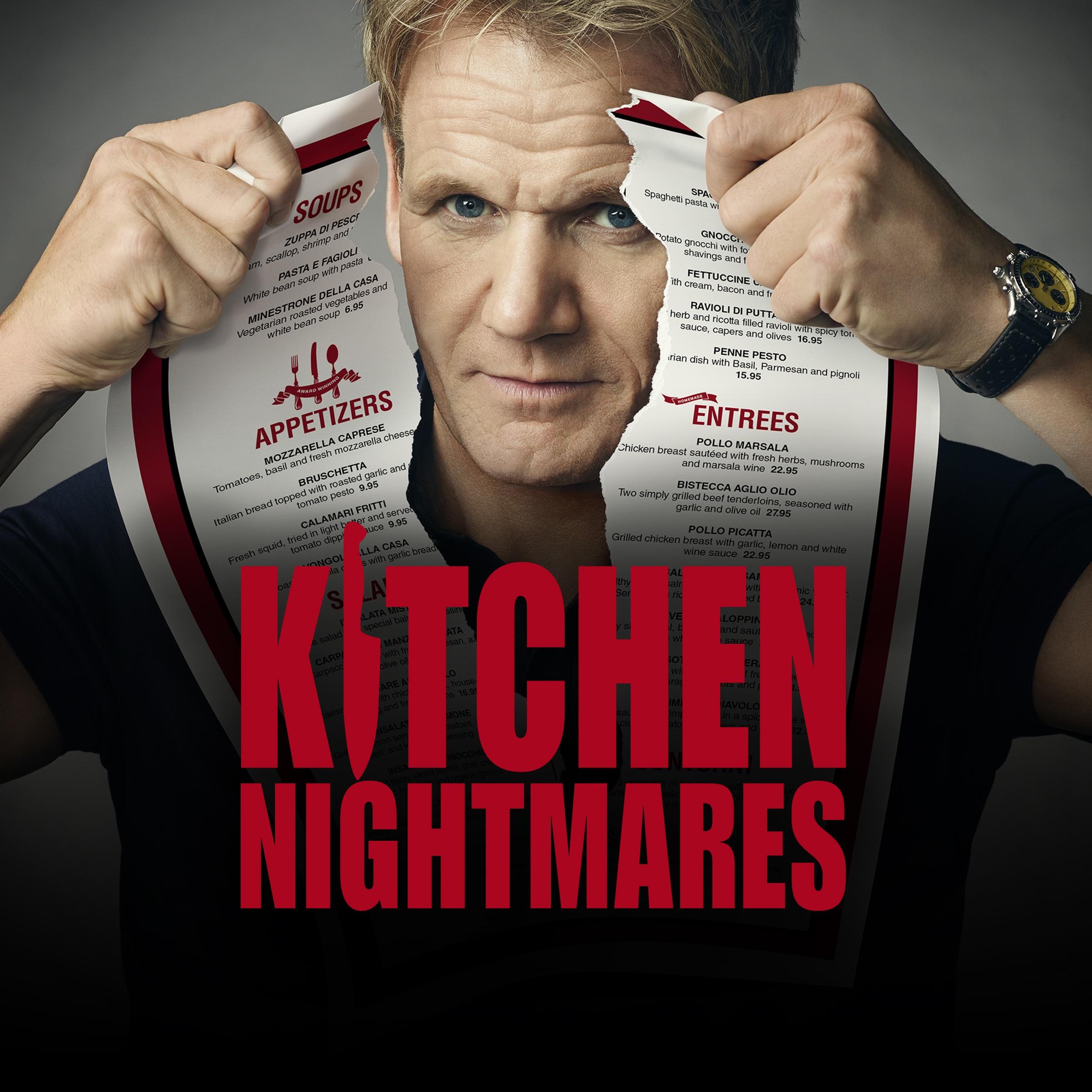 Kitchen Nightmares Itunes