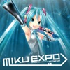 Hatsune Miku Expo 2014 In Indonesia (Live)