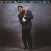 Robert Cray - Strong Persuader  artwork