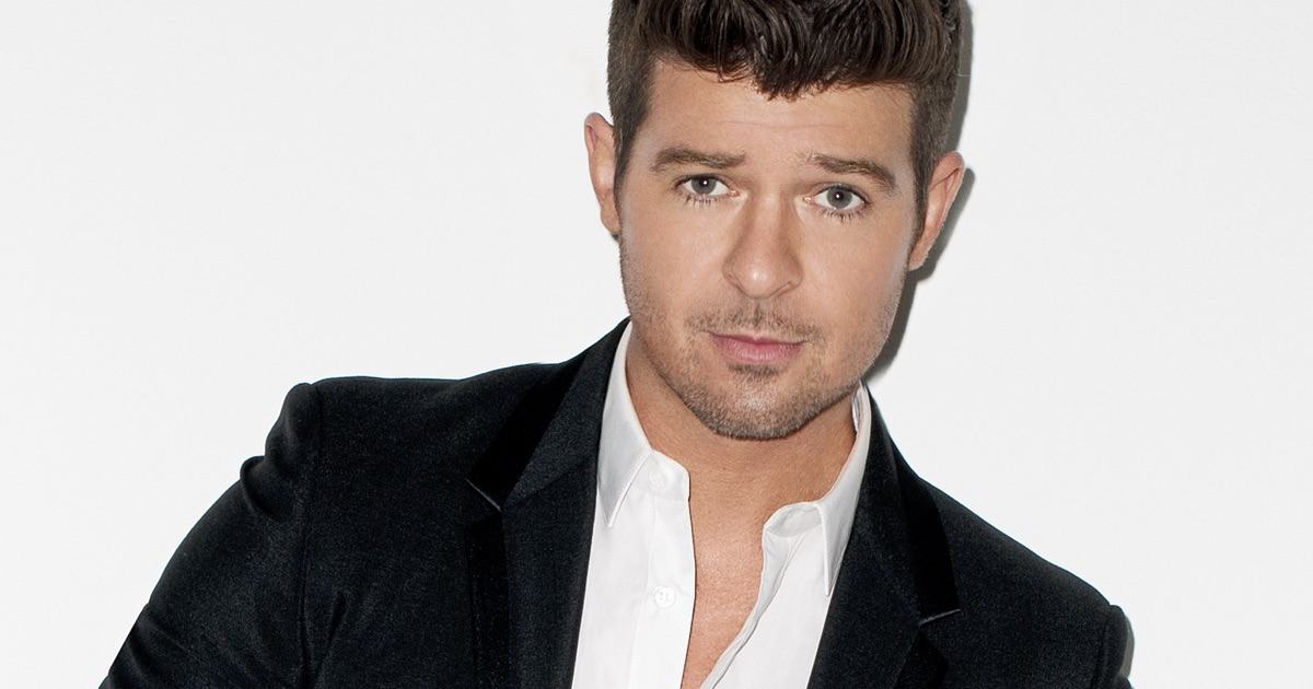 Robin thicke Nude Photos 42