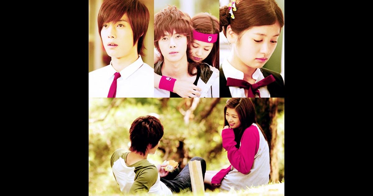 playful kiss Baek seung jo or bong joon gu bong joon gu because he's so sweet and silly.