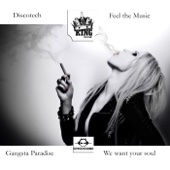 King Sound - Gangsta Paradise artwork