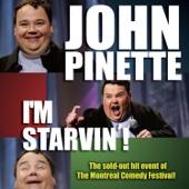 I'm Starvin' - John Pinette Cover Art