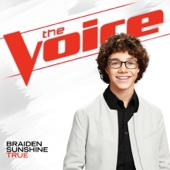 Braiden Sunshine - True (The Voice Performance)  artwork