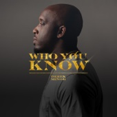Who You Know - Single cover art