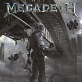 Dystopia - Megadeth Cover Art