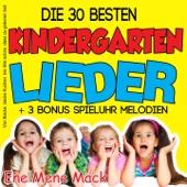 Kindergarten Melodien (Von Backe, backe Kuchen bis Wie schön, dass du geboren bist)