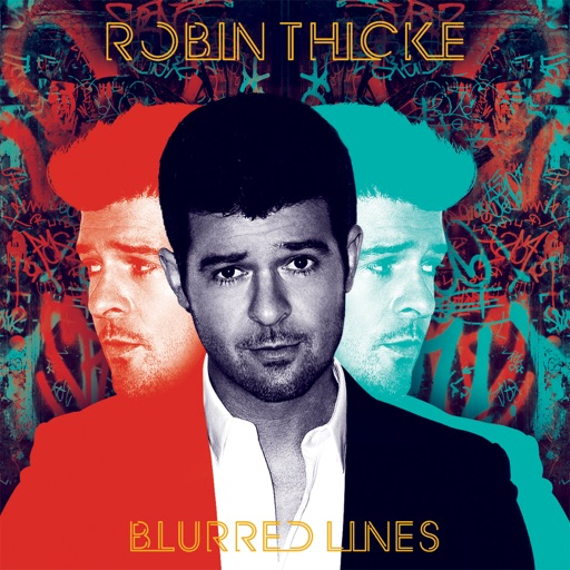 Robin Thicke - Blurred Lines (feat. T.I. & Pharrell)