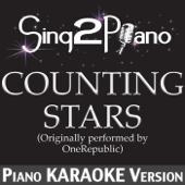 [Download] Counting Stars (Originally Performed By OneRepublic) [Piano Karaoke Version] MP3