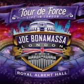 Joe Bonamassa - Midnight Blues (Live) artwork