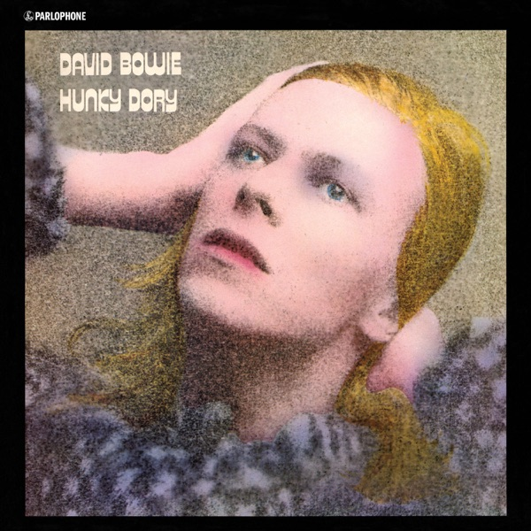 Hunky Dory Remastered David Bowie CD cover