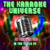 Set Fire to the Rain (Karaoke Version) [In the Style of Adele]