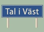 Tal i Väst: Nytt från Norra Älvsborg