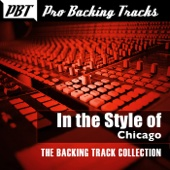 Pro Backing Tracks In the Style of Chicago the Backing Track Collection