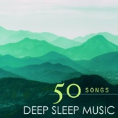 Deep Sleep Music: 50 Lullabies to Help You Relax, Meditate, Heal with Relaxing Piano Music, Nature Sounds and Natural Noise (feat. Shakuhachi Sakano)