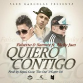 Quiero Contigo (feat. Nicky Jam) - Single