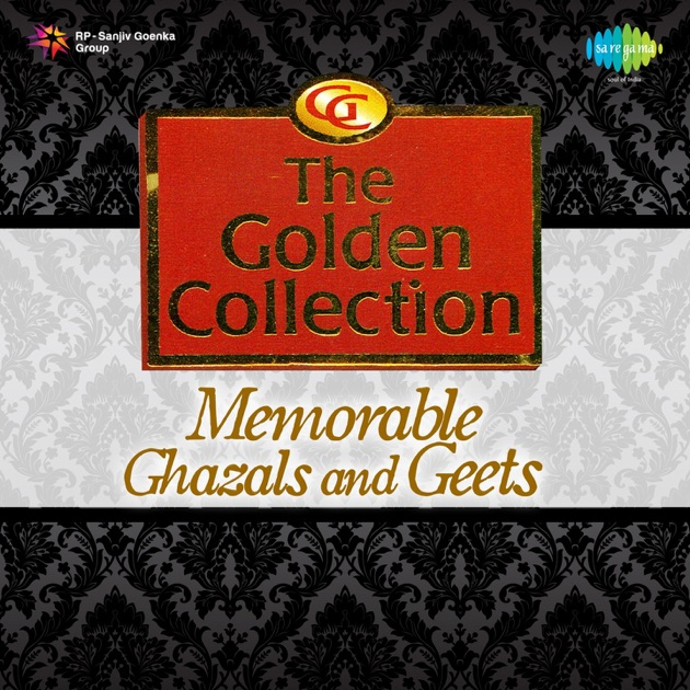The Golden Collcetion Memoreble Ghazals and Geets by Asha Bhosle