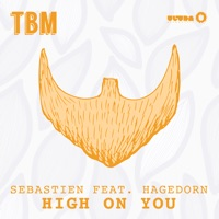 High On You (feat. Hagedorn) [Radio Edit] - Single - Sebastien