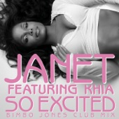 So Excited (feat. Khia) [Bimbo Jones Club Mix] - Single