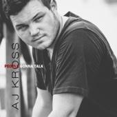 AJ Kross - People Gonna Talk - EP  artwork