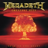 Greatest Hits: Back to the Start - Megadeth Cover Art