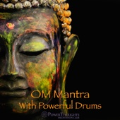 Activate Qi Flow With OM Mantra & Powerful Drums ➤ Solfeggio 852 & 963 Hz