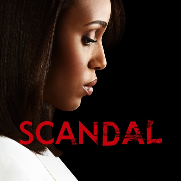 Scandal, Season 3 (subtitled)